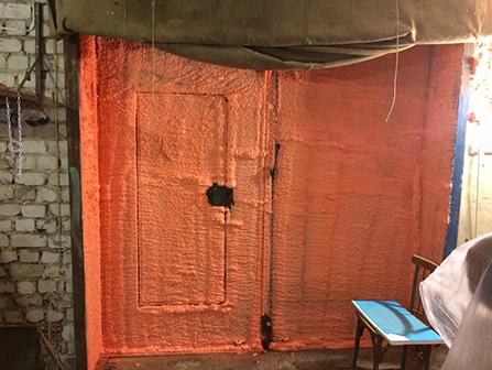 Утепление гаража